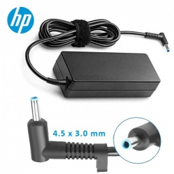 HP 65W AC Charger Adapter for Laptop (4.5mm x 3.0mm)