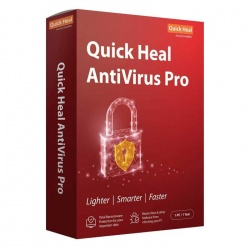 Quick Heal Antivirusy Pro-1PC-1Year