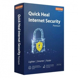 Quick Heal Internet Security Premium-1PC-1Year