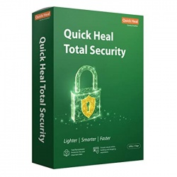 Quick Heal Total Security Premium-1PC-1Year