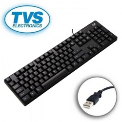 TVS Champ Keyboard
