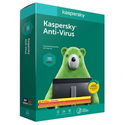 Kaspersky Anti-Virus 1PC-1Year