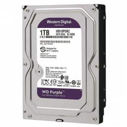 Western Digital WD10PURZ 1TB Internal Hard Drive for CC Camera (Purple)