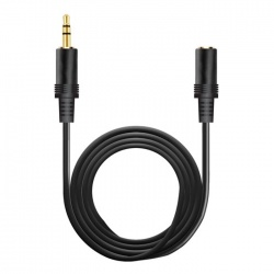 3.5mm Stereo Audio Cable Male to Female (1.5M)