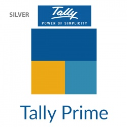 Tally Prime (Single user edition for Standalone PCs)