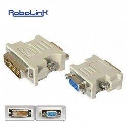 DVI MALE To VGA FEMALE Converter
